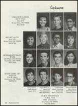 1989 Keyes High School Yearbook Page 26 & 27