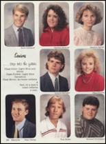 1989 Keyes High School Yearbook Page 28 & 29