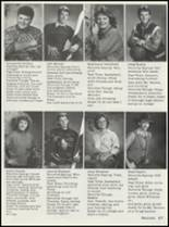 1989 Keyes High School Yearbook Page 30 & 31