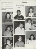 1989 Keyes High School Yearbook Page 32 & 33