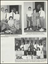 1989 Keyes High School Yearbook Page 40 & 41