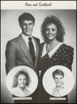 1989 Keyes High School Yearbook Page 46 & 47