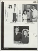 1989 Keyes High School Yearbook Page 48 & 49
