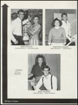 1989 Keyes High School Yearbook Page 50 & 51