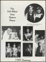 1989 Keyes High School Yearbook Page 52 & 53