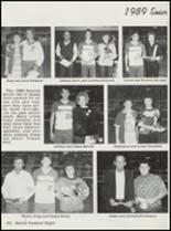 1989 Keyes High School Yearbook Page 54 & 55