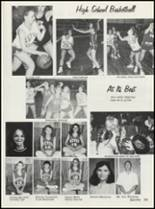 1989 Keyes High School Yearbook Page 58 & 59