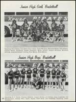 1989 Keyes High School Yearbook Page 60 & 61