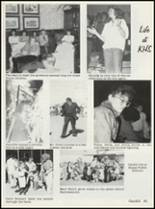 1989 Keyes High School Yearbook Page 94 & 95