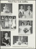 1989 Keyes High School Yearbook Page 98 & 99