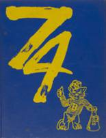 1974 Yearbook Benicia High School