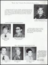 1974 North Sunflower Academy Yearbook Page 20 & 21