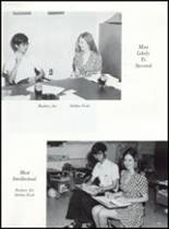1974 North Sunflower Academy Yearbook Page 24 & 25