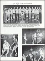 1974 North Sunflower Academy Yearbook Page 54 & 55