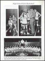 1974 North Sunflower Academy Yearbook Page 56 & 57