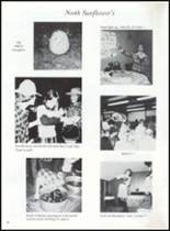 1974 North Sunflower Academy Yearbook Page 74 & 75