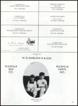 1974 North Sunflower Academy Yearbook Page 162 & 163