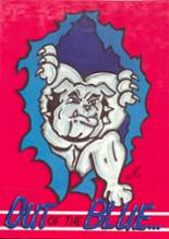 1992 Yearbook Las Cruces High School