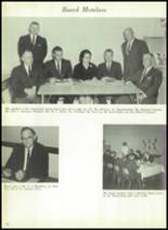 1966 Farmersville High School Yearbook Page 12 & 13