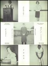 1966 Farmersville High School Yearbook Page 18 & 19