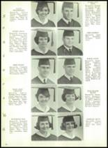 1966 Farmersville High School Yearbook Page 22 & 23