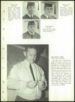 1966 Farmersville High School Yearbook Page 24 & 25