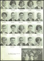1966 Farmersville High School Yearbook Page 28 & 29