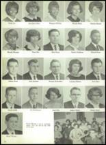 1966 Farmersville High School Yearbook Page 32 & 33