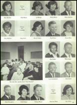 1966 Farmersville High School Yearbook Page 34 & 35