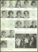 1966 Farmersville High School Yearbook Page 36 & 37