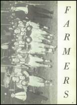 1966 Farmersville High School Yearbook Page 40 & 41