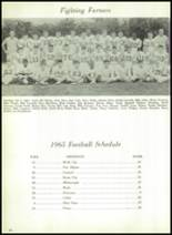 1966 Farmersville High School Yearbook Page 42 & 43
