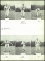 1966 Farmersville High School Yearbook Page 46 & 47