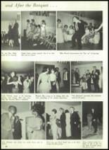 1966 Farmersville High School Yearbook Page 54 & 55
