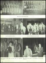 1966 Farmersville High School Yearbook Page 66 & 67