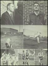1966 Farmersville High School Yearbook Page 68 & 69