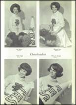 1966 Farmersville High School Yearbook Page 72 & 73