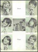 1966 Farmersville High School Yearbook Page 74 & 75