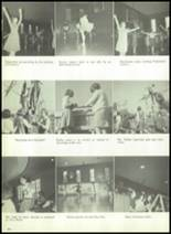 1966 Farmersville High School Yearbook Page 80 & 81
