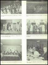 1966 Farmersville High School Yearbook Page 84 & 85