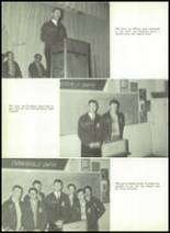 1966 Farmersville High School Yearbook Page 88 & 89