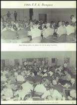 1966 Farmersville High School Yearbook Page 90 & 91
