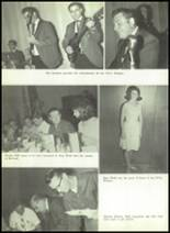 1966 Farmersville High School Yearbook Page 92 & 93