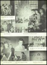 1966 Farmersville High School Yearbook Page 100 & 101