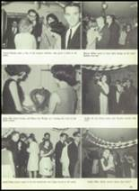 1966 Farmersville High School Yearbook Page 104 & 105