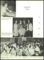 1966 Farmersville High School Yearbook Page 106 & 107
