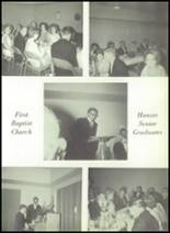 1966 Farmersville High School Yearbook Page 108 & 109