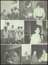 1966 Farmersville High School Yearbook Page 110 & 111