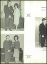 1966 Farmersville High School Yearbook Page 120 & 121