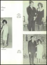 1966 Farmersville High School Yearbook Page 122 & 123
